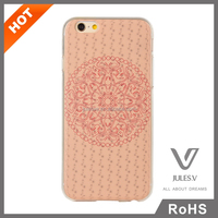 Cell phone accessory Ultra Thin Gel Soft TPU Case Cover 3d phone case for iphone 6 4.7'