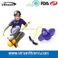 Virson-PVC hopper ball Balance jump board ball Pogo Hop