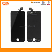 replacement digitizer lcd touch screen for iphone 5, for iPhone 5 lcd touch screen replacement