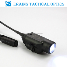 Erains TAC Optics Tactical Compact 225 Lumens Pistol Weapon LED Flashlight /light