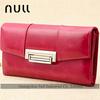 Fashion leather wallet christmas handbags and purses
