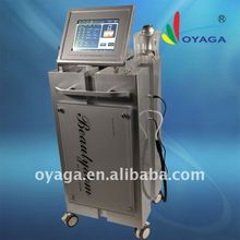 GS8.2 Newest Vacuum ultrasound professional cavitation slimming equipment with 3 hand pieces