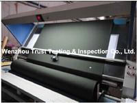 Pre-shipment inspection of fabrics