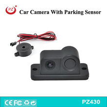 2015 new model PZ430 universal Car radar with car back up camera