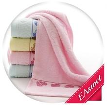 wholesale mass 100% cotton stock towel Ex-factory price