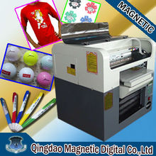 A3 black t shirt printing machine