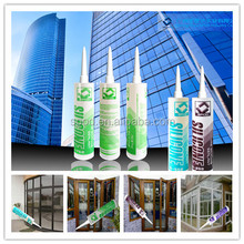 Acetic silicon sealant, Acetic silicone sealant for window glass