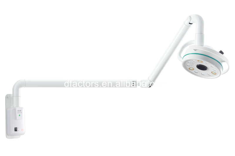 12 Holes Hanging Operating Auxiliary Lamp medical equipment led operating lamp for surgery