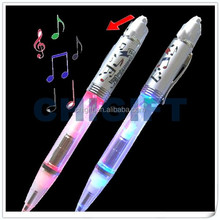 Electronic Gifts & Promotional Item Pen with LED Light
