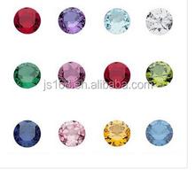 Mode bijoux pendentif collier 925 de naissance en argent sterling anneau pendentif