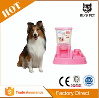 Wholesale large capacity pet products dog feeder