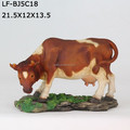 venta al por mayor de artesanía de la vaca para la venta