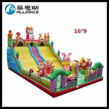 1000 ft slip n slide inflatable slide the city inflatable bouncer slide