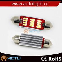 Wholesale High quality car festoon interior reading dome light bulb led