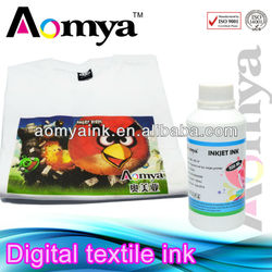 dtg textile ink directly print on cotton