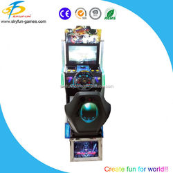"""22"""" children need for speed car racing game machine"""