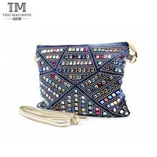 high quality New Fashion ladies Bag Diamond handbags