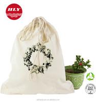 cheap goods from china 140g cotton Drawstring Bag
