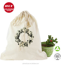 cheap goods from china 140g cotton Drawstring Bag