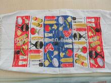 holiday tea towels, microfiber custom tea towel, wholesale cheap kitchen towel