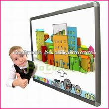 Riotouch IR interactive board with CE,FCC, RoHS certification good for children's health