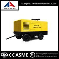 Ingersoll Rand diesel rotary screw portable puma air compressor