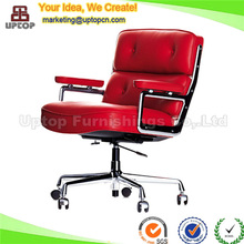 (SP-FC317) Office chairman swivel lounge chair with wheels