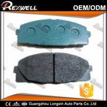 Toyota hiace auto spare parts 04465-26421 / 04465-26420 brake pad