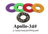 Metal Bond Pro- Polishing Pads Flat Surface Pro Terrazzo Plug Discs For Polishing Concrete Floor