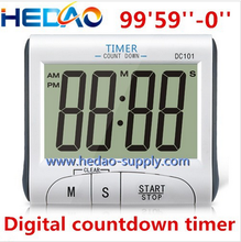 Supreme Home Cook Extra Large Digit Electronic Digital Kitchen Countdown Timer clock timer