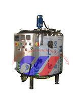 automatic dairy milk pasteurizer 500L cream pasteurizer