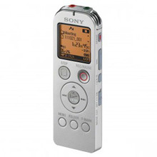 UX522 Voice and Music Recorder with 2 GB