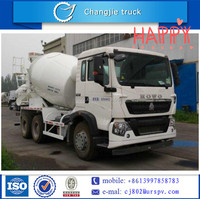 SDX HOT concrete mixer truck WITH PUMP made in China for sale in Vietnam,SOUTAFRICA