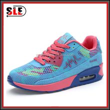new Air shoes spell color fashion female casual woman running shoes female sports shoes