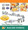 Saibainuo 240-320kg/h automatic and low power consumption breakfast cereal corn flakes machine