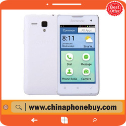 tell me phone Lenovo A3 4.0 inch Android OS 2.3 Smart Phone, SC7730 Quad Core mobile phone 1.2GHz, ROM: 256MB phne