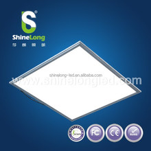 Hot selling! 5 years warranty led panel 600x600 40w TUV GS CE UL cUL DLC listed led panel light