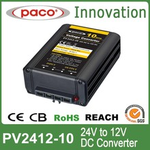 50Hz or 60Hz Frequency 10A 24V DC to 12V DC Step Down Converter