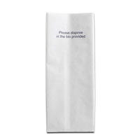 Manufacturer Best quality airplane vomit paper bag sick bag made in China