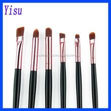 Professional 6 Pcs Makeup Brushes Set Brand Cosmetic Makeup Brush Sets Facial Powder Pinceis Styling Tools Eyeshadow / Lip
