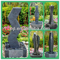 stone fountain outdoor water feature decorative cast stone products