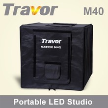 Hot selling products Travor new launched led studio lighting equipment, photographic equipment of light tent