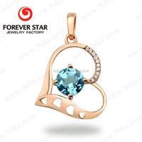 Alibaba Express2015 Hot Sale 14K Gold 1 Gram Gold Jewellery