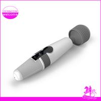 2015 Newest Arrival Sex Product for Women, Hand Held G-spot AV Vibrator Massage