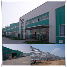 BDSS steel structure warehouse shed
