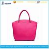Fashion women europe style PU handbag China wholesale lady shoulder handbags