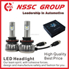 NSSC car led headlight bulb 9007 2015 38w 6400LM Set CREE Color 6000K motor car led spot headlight 9-32V headlight bulb 9004