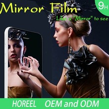 Wholesale Mirror Screen Protector for iPhone 5