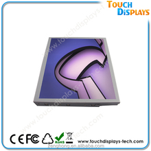 WithHDMI/DVI/VGA input Touchdisplays Brand all size open frame lcd monitor for wide application