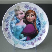 IMG2147 christams design melamine round dish for kids